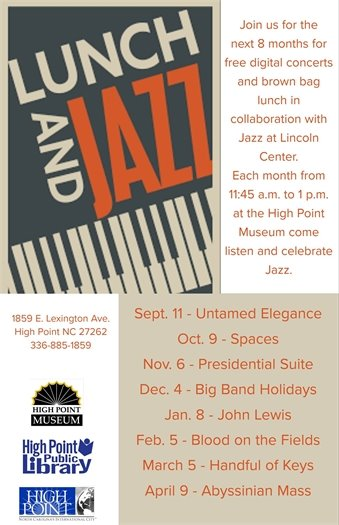 Lunch and Jazz Series