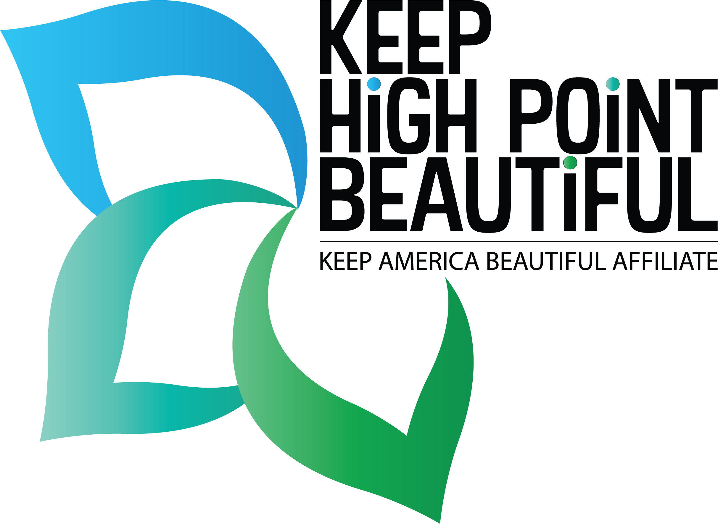 Keep High Point Beautiful Logo