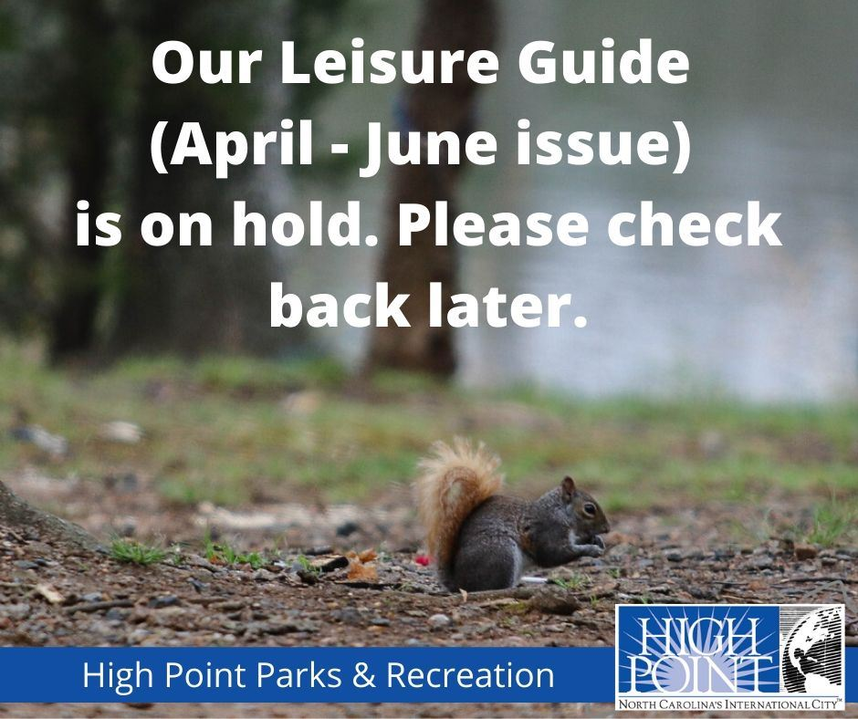 Leisure Guide Notice 033020