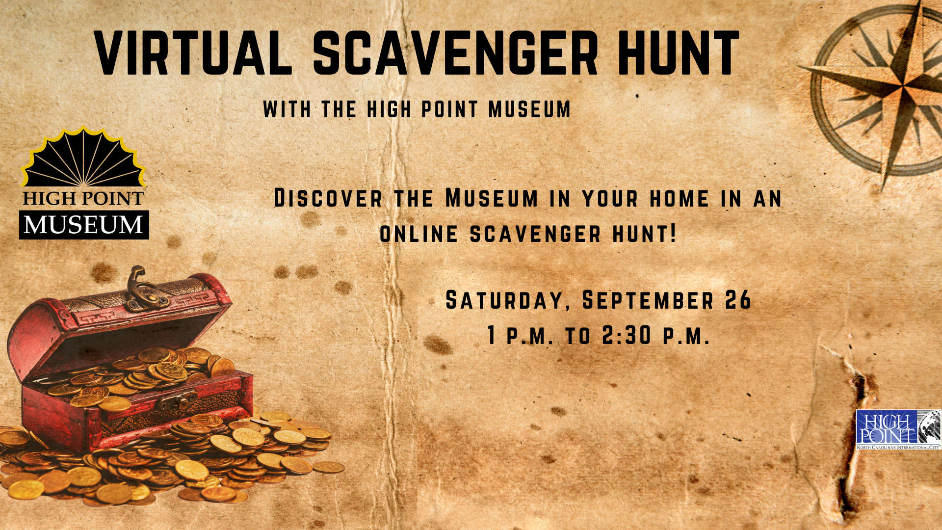 virtual scavenger hunt event cover