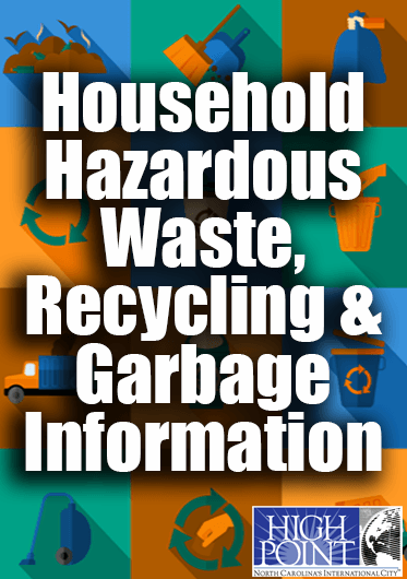 garbage and recycing info