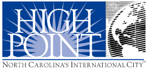 High Point North Carolina International City logo